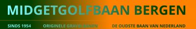 Midgetgolfbaan-Bergen