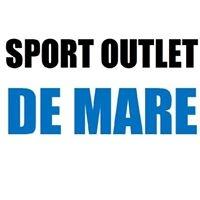 Sport Outlet de Mare logo