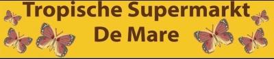 Tropische supermarkt